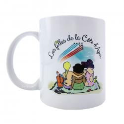 Mug - Les filles de la Côte...